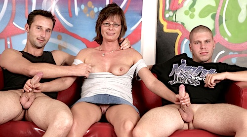 sex trekant milf film
